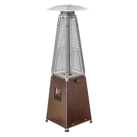 az patio heaters tabletop gas patio heater reviews wayfair