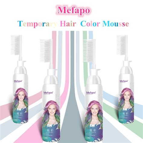 temporary hair color mousse oem hair color mousse temporary hair color dye buy hair