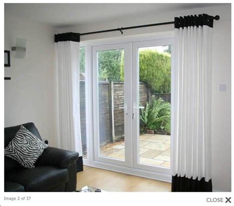 curtains for slider doors eyelet curtains for sliding door french doors
