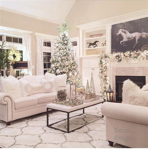 how to decorate living room for christmas beautiful homes of instagram home bunch interior design