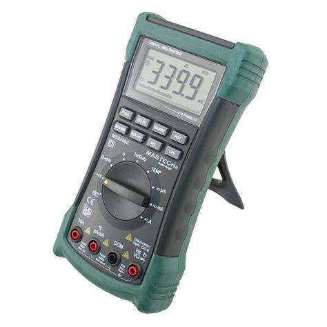 Multimeter Digital Mastech new mastech 6000 count autoranging digital multimeter