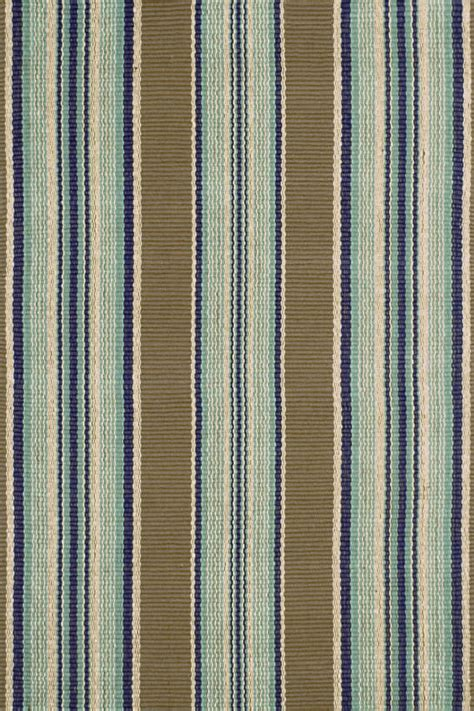 Cotton Striped Rugs by Blue Heron Stripe Woven Cotton Rug Dash Albert