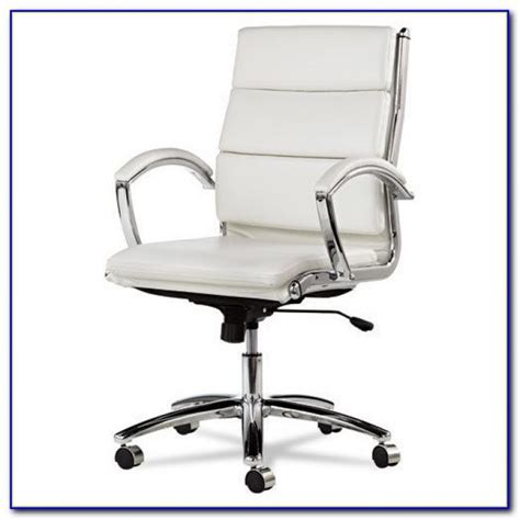 White Office Chair Canada by White Leather Office Chair Chairs Home Design