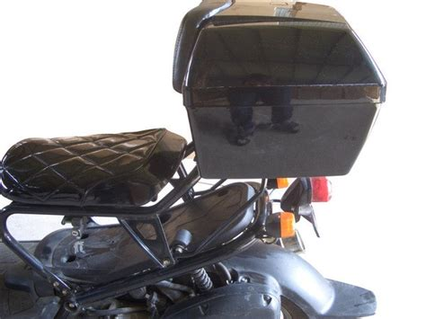 Honda Ruckus Rear Rack by Honda Ruckus Scooter Zm2005 Nps 50 Luggage Rack Zoomer