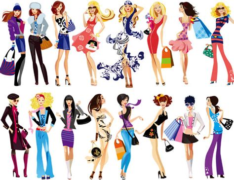 fashion clipart fashion clip borders clipart panda free clipart images