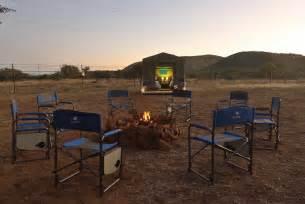 Green accommodation north west pilanesberg tented safari