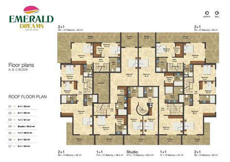 emerald park exclusive apartments floor plan view emerald dreams alanya floor plans