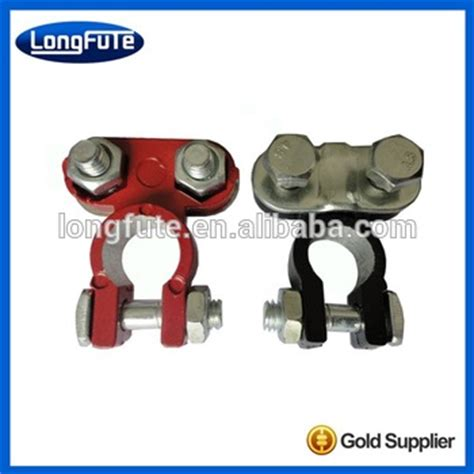 battery terminal colors 2 color coded post battery terminals positive black