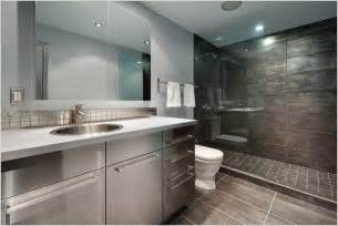 brown and gray bathroom 35 grey brown bathroom tiles ideas and pictures