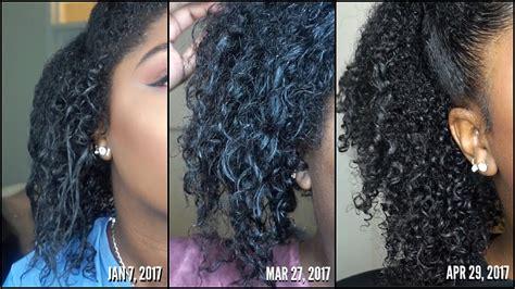 natural hair journey update severe heat damaged hair