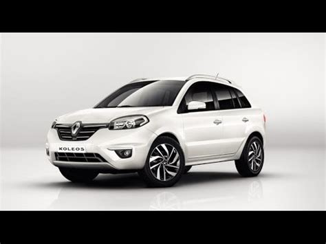 renault koleos 2013 2014 renault koleos price pics and specs 2013 youtube