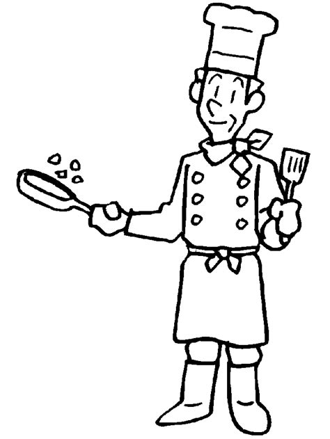 free coloring pages chef hat printable chef hats coloring sheets welcome clipart best