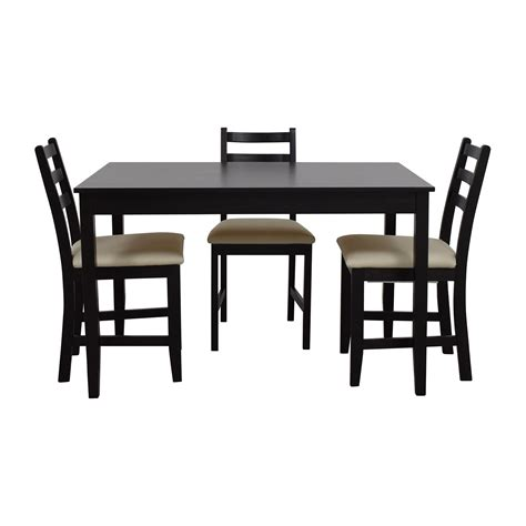 Ikea Dining Table And 6 Chairs Marble Dining Table With Six Chairs Tables And Ikea Dining Furniture Sets Tables Home