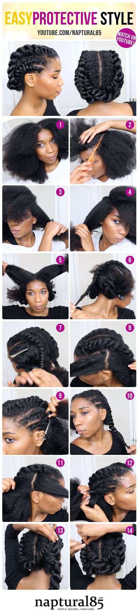 Trying On Hairstyles by Naptural85 Trying This Hairstyle Asap Hair