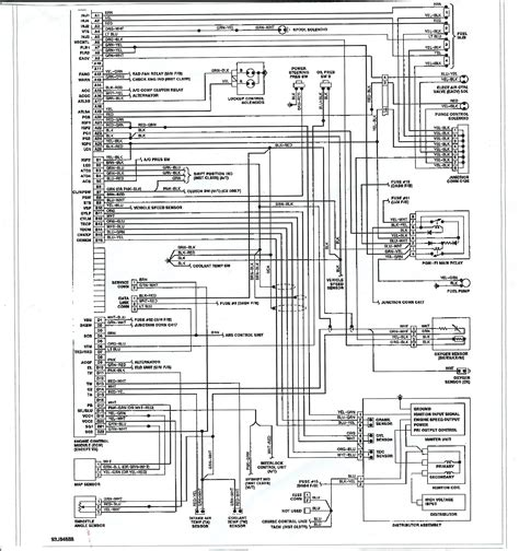 integra tcm wiring schematic for auto honda tech