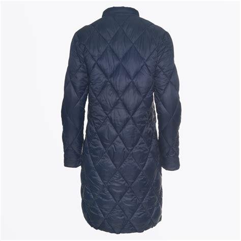 par two ernada quilted coat navy mr mrs stitch