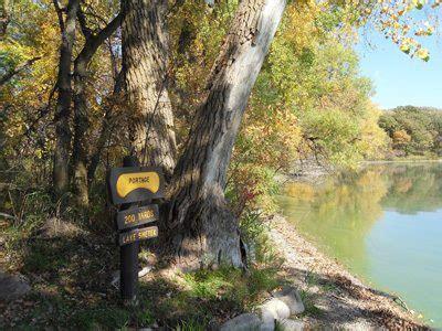 boat landing on shetek friends of lake shetek state park parks trails council