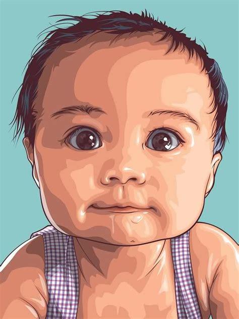 tutorial vector portrait amazing vector portraits top design magazine web