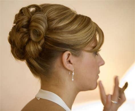hairstyles bridesmaids mid length hair medium length wedding hairstyles for bride and bridesmaid