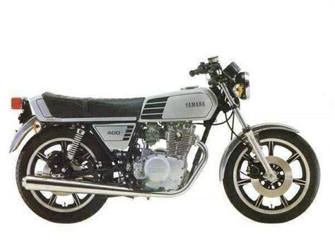 Yamaha Motorrad Xs 400 by Yamaha Xs400