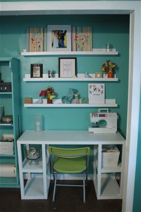 parson tower desk for my sewing room craft show ideas ana white craft closet diy projects