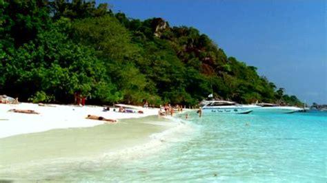 boat rs sunshine coast holidays similan islands thailand hd stock video 224