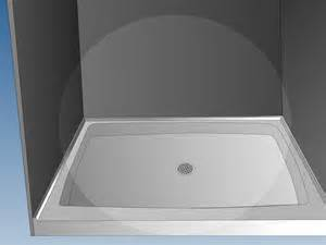 how to install a shower pan 10 steps with pictures