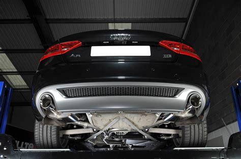 Audi A5 3 0 Tdi Sportauspuff by Milltek Sportauspuff Audi A5 3 0 Tdi Sportback Biete