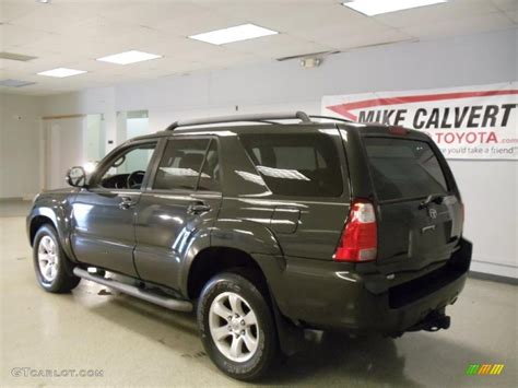 What Does Toyota 2007 Shadow Mica Toyota 4runner Sport Edition 36064750