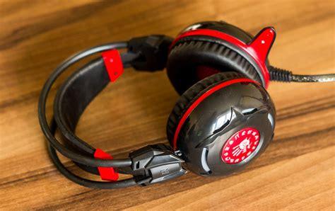 Diskon Bloody Gaming Headset G300 a4tech g300 bloody combat the headphones black