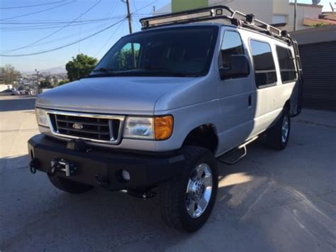 how to sell used cars 2005 ford e250 parking system 2005 ford e series van e350 diesel 4x4 van sportsmobile used used cars for sale