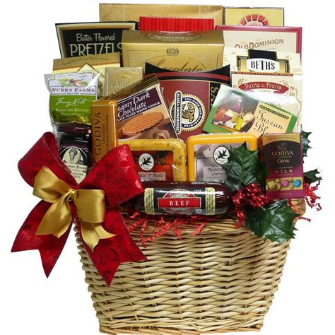 executive gift basket client gifts blogaboutjobs