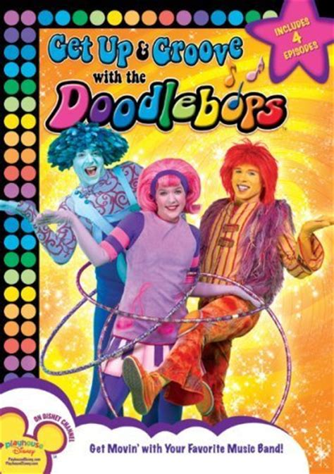 all doodlebops names the doodlebops tv series 2004 imdb