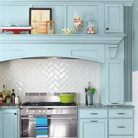 herringbone pattern backsplash tile 35 beautiful kitchen backsplash ideas hative
