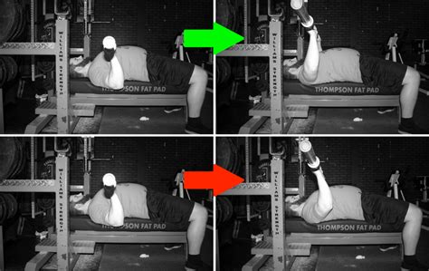 bench press elbows in or out how to bench the definitive guide strengtheory