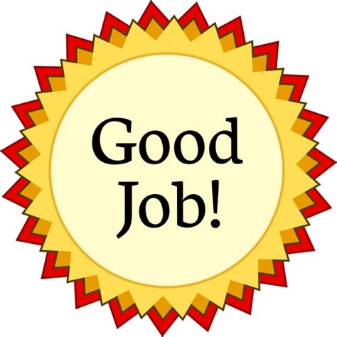 printable good job stickers great job award ribbon pictures to pin on pinterest