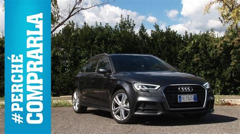 Audi A3 Sportback Reifengröße by Audi A3 Sportback Perch 233 Comprarla E Perch 233 No Youtube