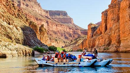 grand canyon boat day trips group rafting trips and group rates