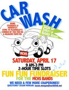 car wash fundraiser flyer www imgkid com the image kid