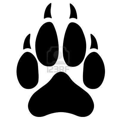 wolf paw print tattoo designs 25 best ideas about wolf paw tattoos on wolf