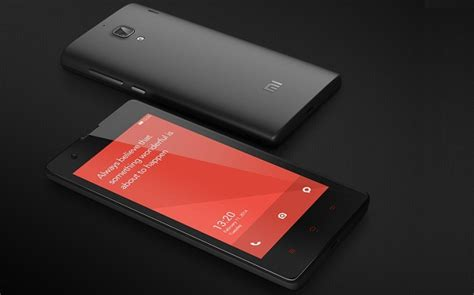 xiaomi launches redmi 1s with 4 7 inch hd display and 1 6