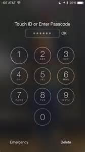 iphone lock screen passcode wallpaper images