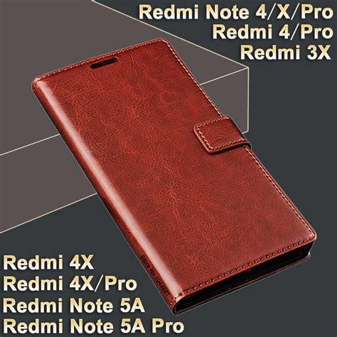 Xiaomi Mi5 Redmi Note 3 4 Pro Leather Cover Armor Sarung Kesing xiaomi redmi note 5a pro leather for xiaomi redmi 4x pro 3x 4 pro