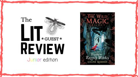 Book Review This Is Lit Edited By Baratz Logsted by Begone The Raggedy Witches By Kiernan Lit Books