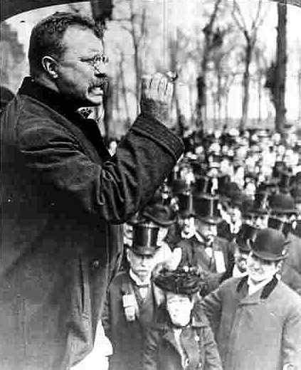 Theodore Roosevelt Wolf Quote