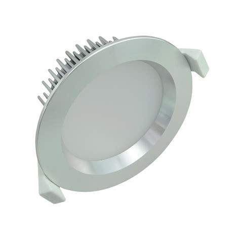 Lu Downlight 13 Watt 13 watt dimmable led downlight kit anodized aluminium