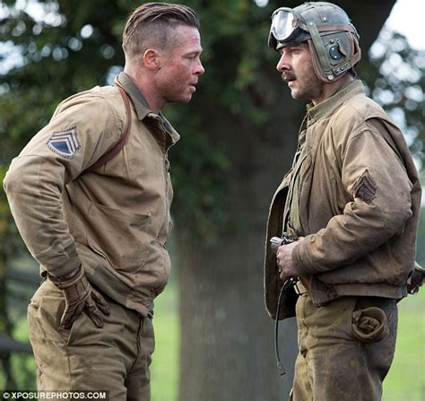 wardaddy hairstyle brad pitt s fury beats ben affleck s gone girl to top us