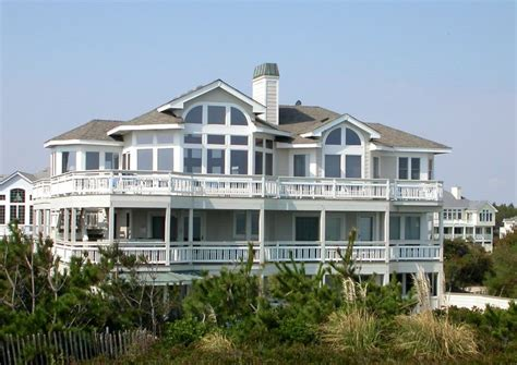 twiddy outer banks vacation home waters edge corolla