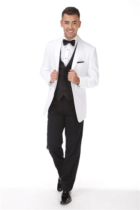 milroy tuxedos yves fitted essentials tuxedo