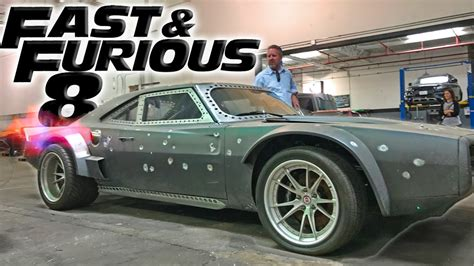 fast and furious 8 cars used fast and furious 8 how the cars are made 1320video